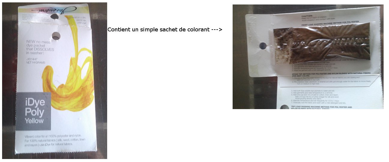 teinture dylon idye polyester les cr ations de marie. Black Bedroom Furniture Sets. Home Design Ideas