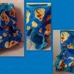 Coudre une couche avec froufrou que modifier au patron - Comparatif couches lavables ...
