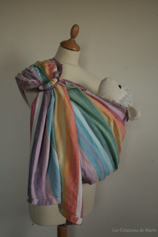 sling Girasol Rainbow Fairy