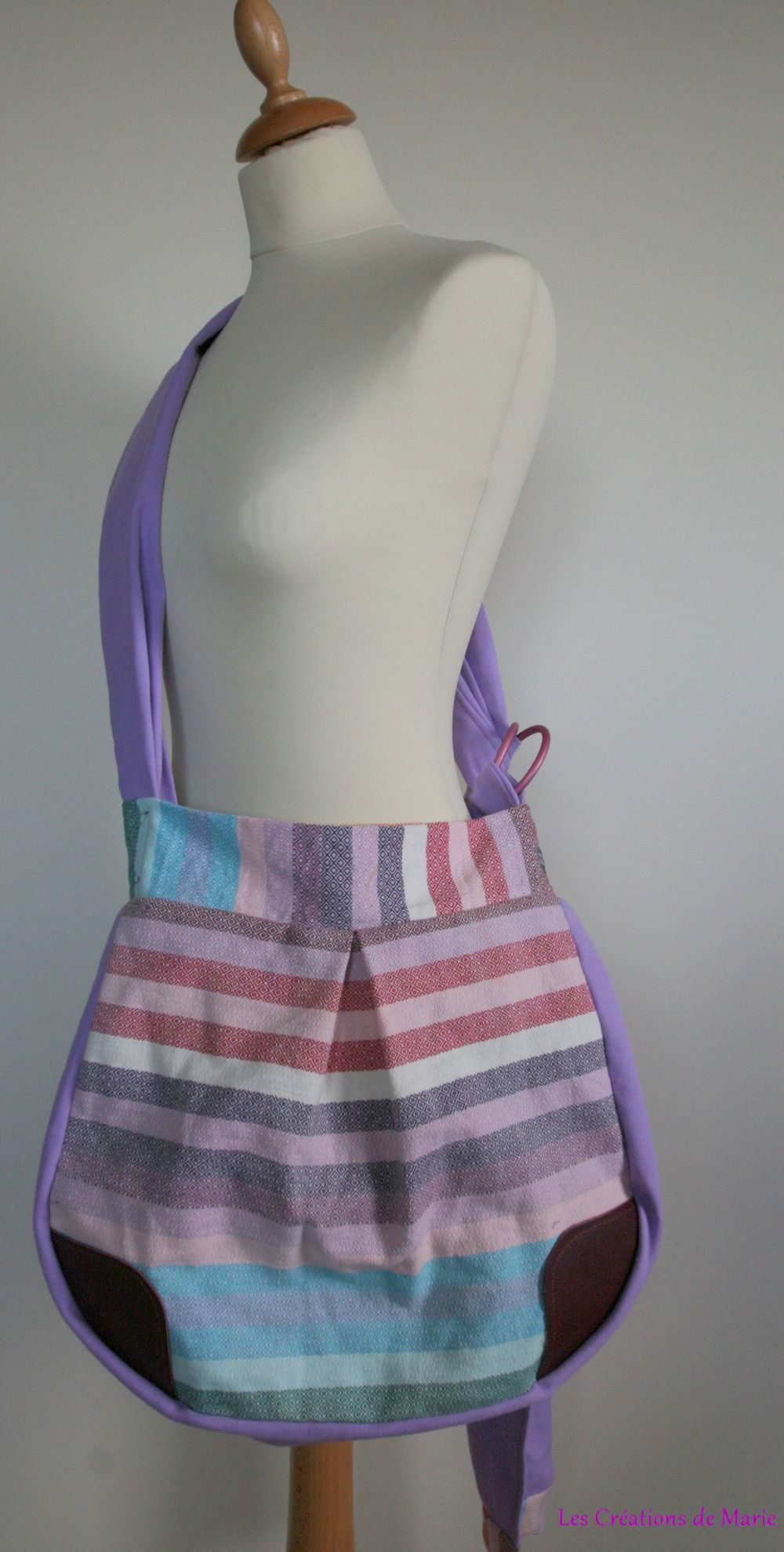 baGySling Girasol rainbow sac de portage