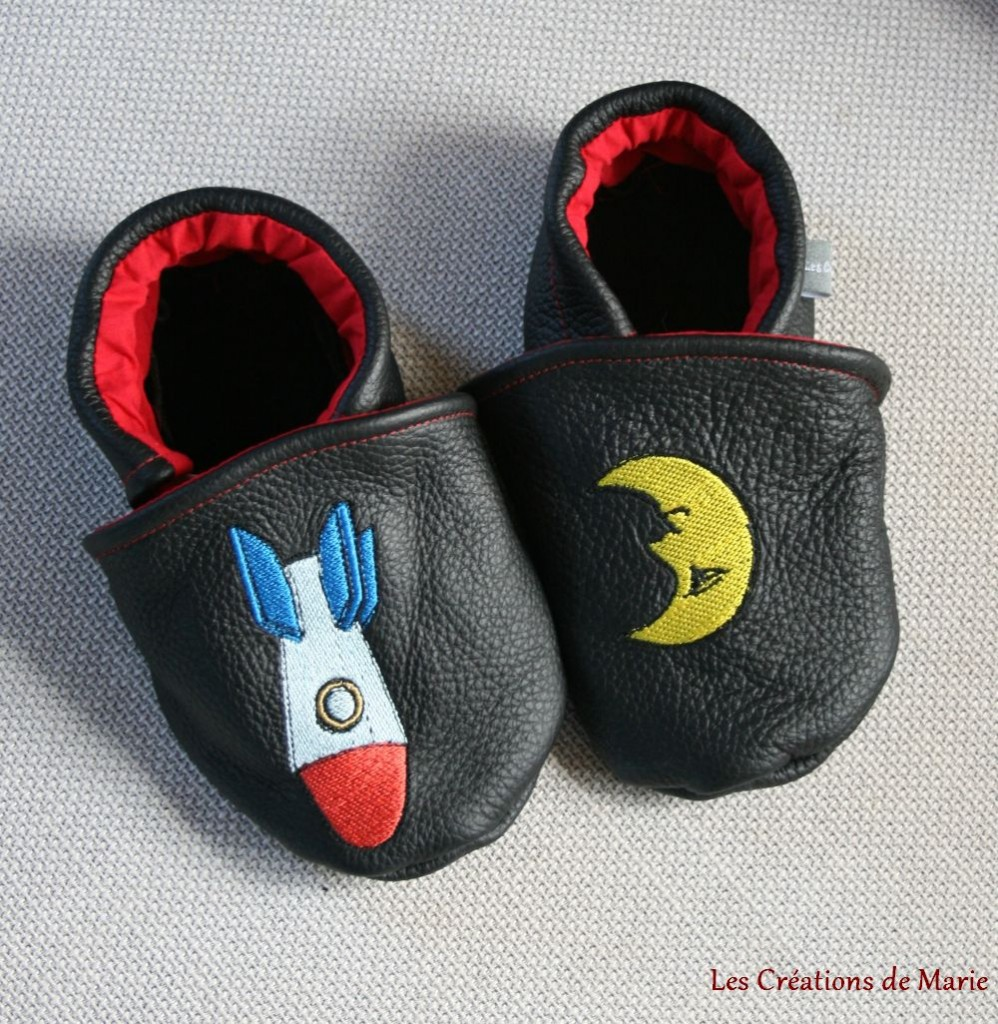 chaussons Fusee